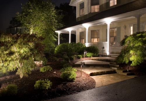 Landscape lighting supplies from Tussey Mountain Mulch